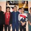 NİYAZİ MISRİ SOSYAL BİLİMLER LİSESİ'NDEN 3 SPORCU HALTERDE DERECE YAPTI