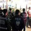 HUZUR UYGULAMASINA 800 POLİS KATILDI