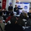 BATTALGAZİ'DE MAHALLELİLİK PROJESİ TOPLANTILARI DEVAM EDİYOR