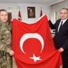 VALİ KABAN'DAN TÜMGENERAL ASIM KOCAOĞLU'NA ZİYARET