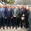 CHP HEYETİNDEN ŞEKER FABRİKASINA ZİYARET
