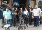 'CUMHURİYET'İN İLK KUŞAKLARI' ÇEKİMİ MALATYA'DA YAPILDI