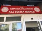 ARAPGİR'DE AİLE DESTEK MERKEZİ AÇILDI