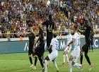 YMS UEFA'DAKİ İLK MAÇINDA OLİMPİJA İLE BERABERE:2-2