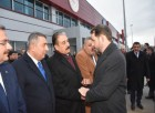 ESNAF VE SANATKARLARIN SORUNLARI BAKAN ALBAYRAK'A İLETİLDİ