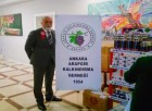 ANKARA'DAKİ ARAPGİR DERNEĞİ'NDEN HEKİMHAN'A DESTEK