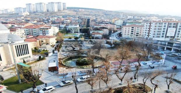 BETONLAŞTIRILAN 'KERNEK'E YENİ DÜZENLEME