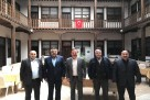 İYİ PARTİ'Lİ YAVUZ AĞIRALİOĞLU ARAPGİR'İ ZİYARET ETTİ