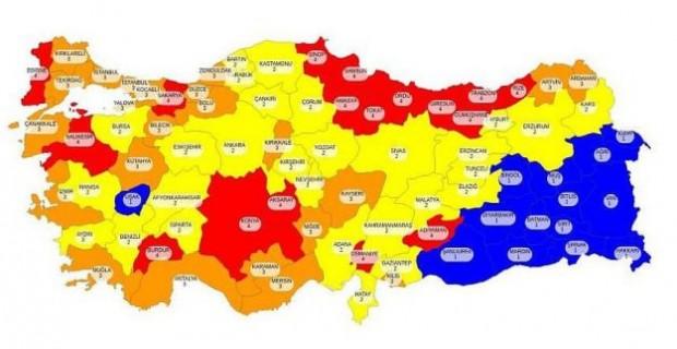 İL HIFZISSIHHA'DAN 'YENİ DURUM' KARARLARI..