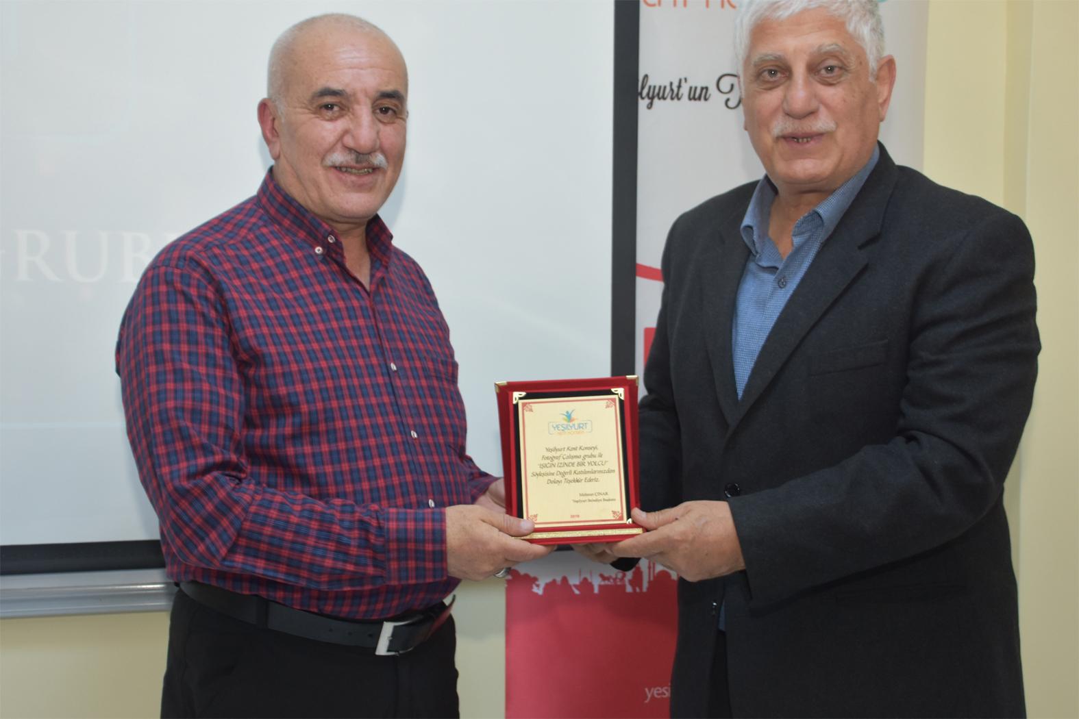 METİN ÖZTÜRK'TEN FOTOĞRAF ZİYAFETİ