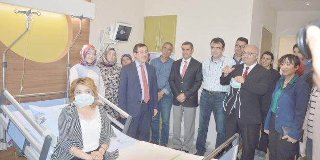 TOTM'DE İLK PANKREAS NAKLİ YAPILDI