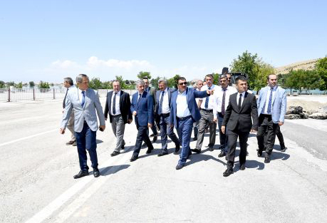 """KAYISI FESTİVALİ MALATYA'MIZIN BAYRAMIDIR"""