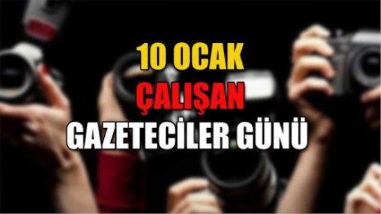 """"""" BASININ TOPLUMSAL HAYATIMIZDA ÇOK ÖNEMLİ YERİ VAR"""""""