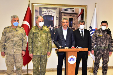 PKK TARAFINDAN ŞEHİT EDİLEN 13 ŞEHİDİMİZDEN BİRİ MALATYALI