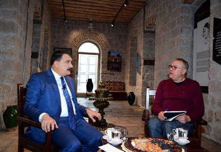 'SENİN ŞEHRİN' PROGRAMINDA MALATYA TANITILDI
